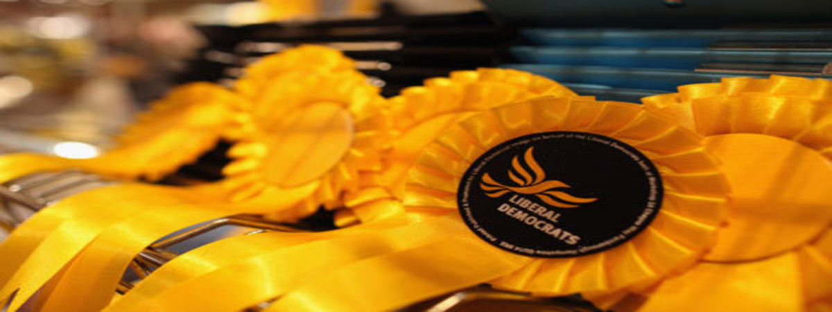 The Lib Dems are irrelevant because they are not truly liberal