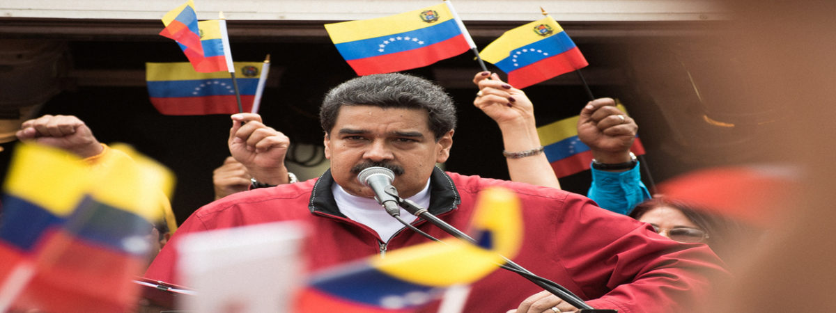 Venezuela officially enters the not-REAL-socialism stage