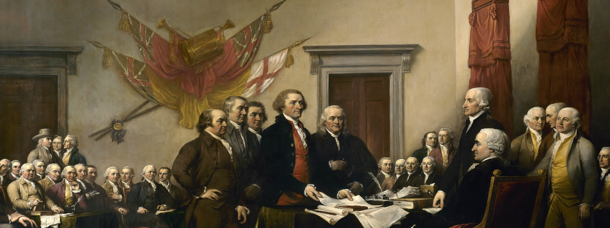 Brexit and the lessons of US Independence