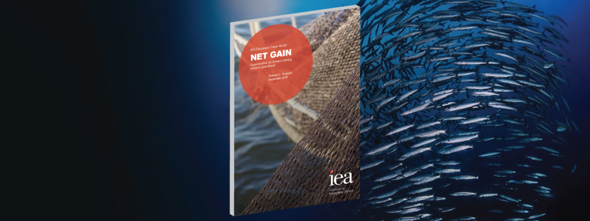 Net Gain: Opportunities for Britain's fishing industry post-Brexit