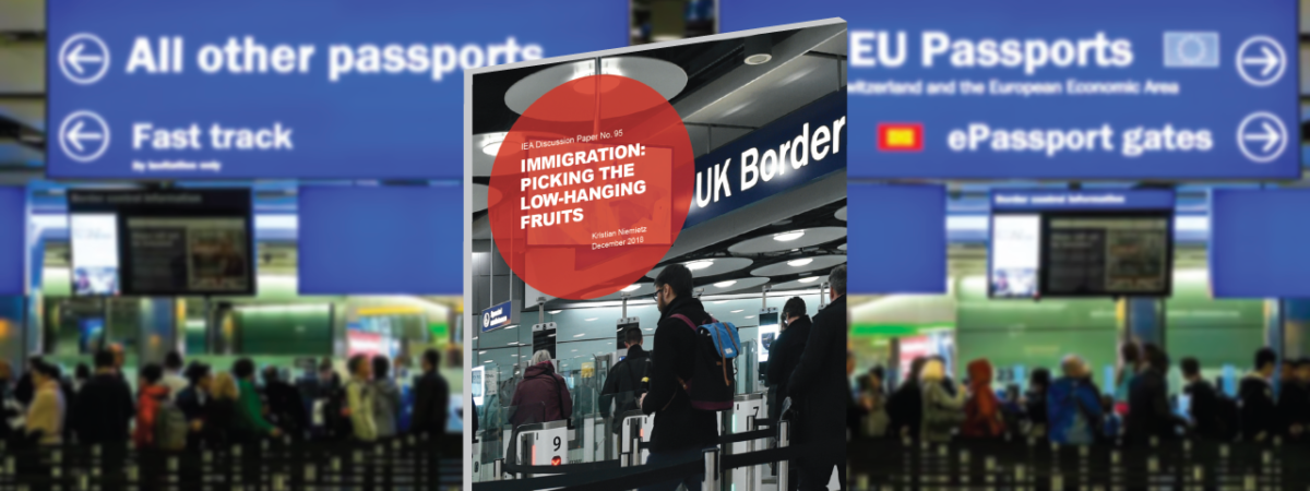Immigration: Picking the low-hanging fruits