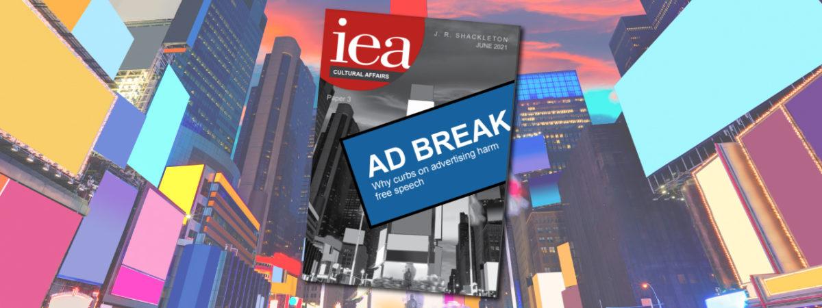 Ad Break: Why Curbs on Advertising Harm Free Speech